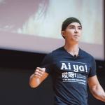 Ludi Lin - bicultural t-shirt